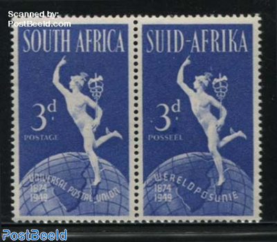 3p, Pair, Stamp out of set