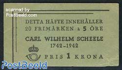 C.W. von Scheele booklet