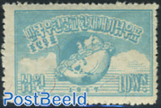 Worldwide postal traffic 1v