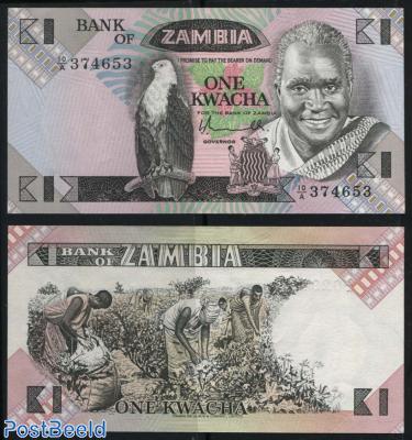 One Kwacha