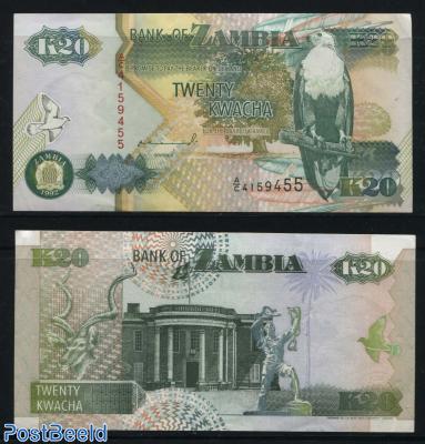 Twenty kwacha