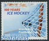 Ice hockey centenary 1v