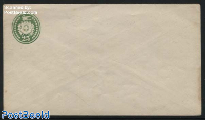 Envelope 25c (148X84mm)